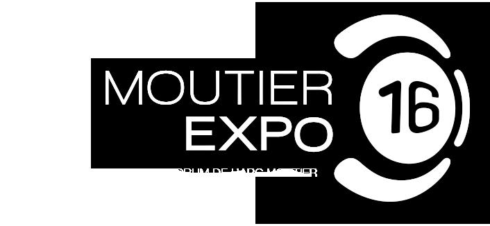 Logo Moutier Expo 2015.